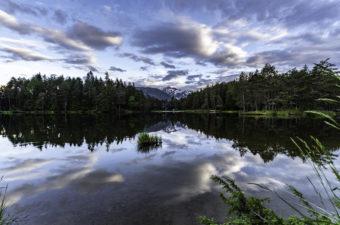 Möserer See in Tirol