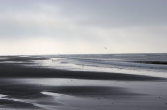 St. Peter Ording im Winter